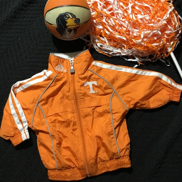 adidas Other - Adidas Tennessee Vols 6-9mo windbreaker